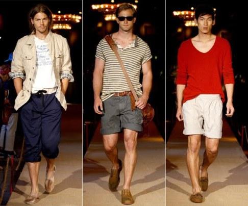 Moda masculina na tendencia!